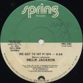 Millie Jackson / We Got To Hit It Off