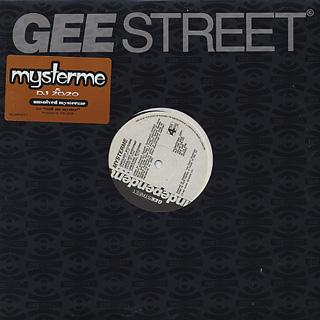 Mysterme & DJ 20/20 / Unsolved Mysterme