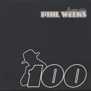 Phil Weeks / Be My Side