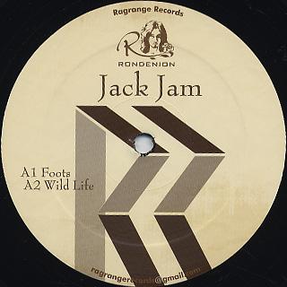 Rondenion / Jack Jam EP