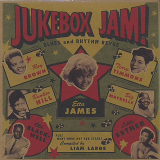 V.A / Jukebox Jam! BLues And Rhythm Revue front