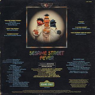 V.A / Sesame Street Fever back