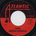 Aretha Franklin / Think c/w You Send Me