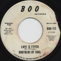 Brothers Of Soul / Love Is Fever