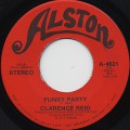 Clarence Reid / Funky Party c/w Winter Man