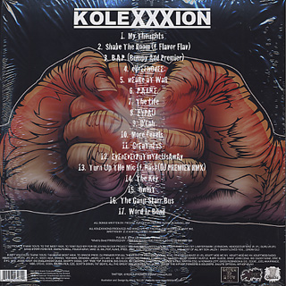 DJ Premier & Bumpy Knuckles / /Kolexxxion back