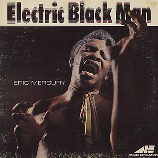 Eric Mercury / Electric Black Man front
