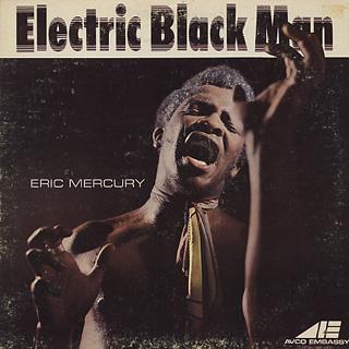 Eric Mercury / Electric Black Man