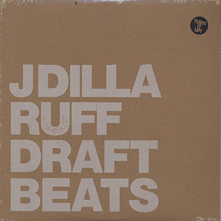 J Dilla / Ruff Draft Instrumentals (Full Color Jacket)