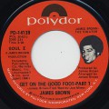 James Brown / Get On The Good Foot