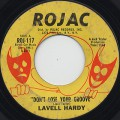 Lavell Hardy / Don't Lose Your Groove'-1