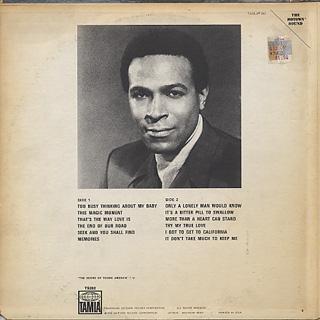Marvin Gaye / M.P.G. back