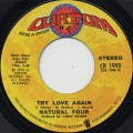 Natural Four / Try Love Again c/w Can This Be Real