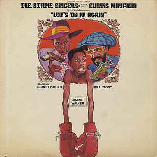 O.S.T.(Curtis Mayfield) / Let's Do It Again