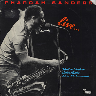 Pharoah Sanders / Live...