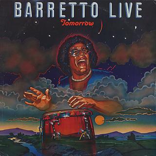 Ray Barretto / Tomorrow Barretto Live