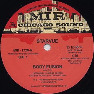 Starvue / Body Fusion