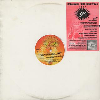 Sun / 8 Slammin' '70s Funk Trax