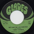 Timmy Thomas / Why Can't We Live Together c/w Funky Me