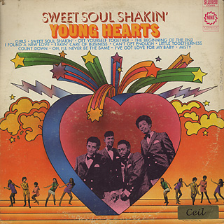 Young Hearts  / Sweet Soul Shakin'