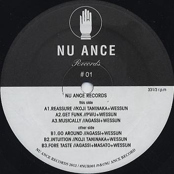 V.A. / Nu Ance Records #01