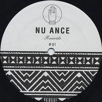 V.A. / Nu Ance Records #01 back