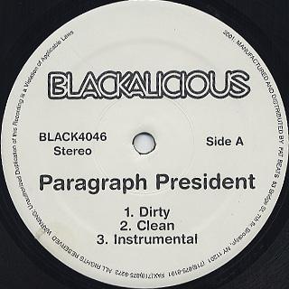 Blackalicious / Passion back