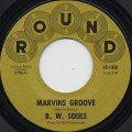 B.W. Souls / Marvins Groove c/w Generated Love