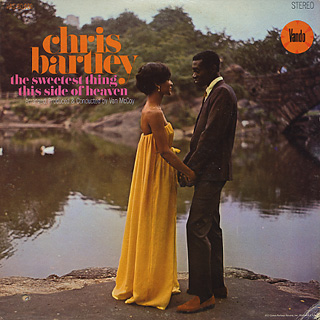 Chris Bartley / The Sweetest Thing This Side Of Heaven front