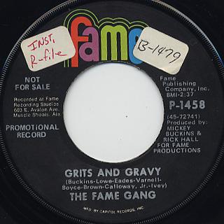 Fame Gang / Soul Feud back