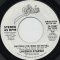 Lovebug Starski / Amityville(The House On The Hill) c/w (Dub Mix)
