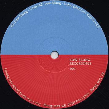 Low Slung / Low Slung Recordings 001