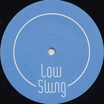Low Slung / Low Slung Recordings 001 back