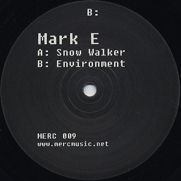 Mark E / Snow Walker back