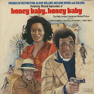 O.S.T. / Musical Impressions Of Honey Baby, Honey Baby