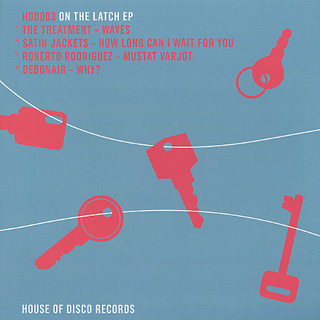 V.A. / On The Latch EP