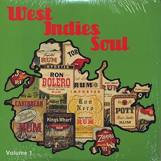 V.A. / West Indies Soul Vol.1
