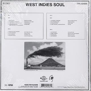 V.A. / West Indies Soul Vol.1 back