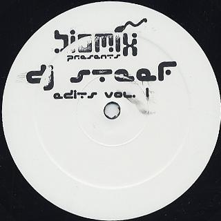DJ Steef / Edits Vol.1