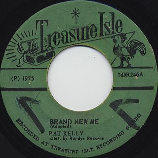 Pat Kelly / Brand New Me