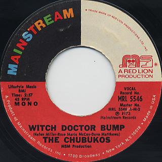 Chubukos / House Of Rising Funk