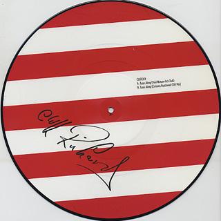 Cliff Richard / Ease Along (Cottam & Paul Watson Mix) back
