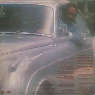 Eddie Kendricks / Vintage '78 back