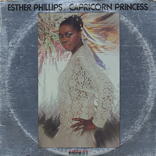 Esther Phillips / Capricorn Princess front