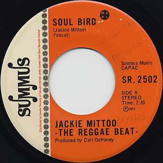 Jackie Mittoo Soul Vendors Slim Smith Freedom Singers Ba Ba Boom Mercy Mercy