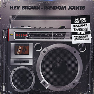 Kev Brown / Random Joints front