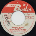 Prince Buster All Stars Feat Raymond Harper / African Blood