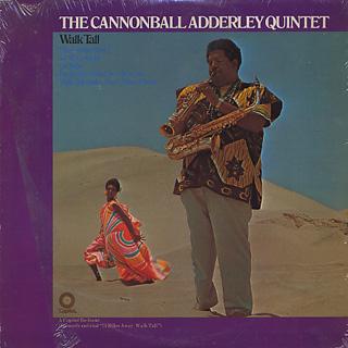 Cannonball Adderley Quintet / Walk Tall