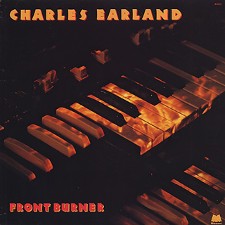 Charles Earland / Front Burner front