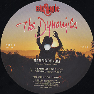 Dynamics / For The Love Of Money